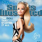 Magazine Creative: Barbie's Swimsuit Issue Cover