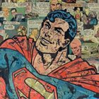 Inspirational Art: Recycled Comic Book Collages