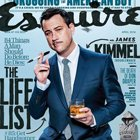 Magazine Creative: Jimmy Kimmel for Esquire