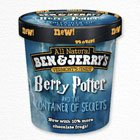 Best in Show: Book-Flavored Ice Cream