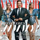 Best in Show: Jimmy Fallon Reacts to His Vanity Fair Cover