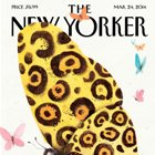 Magazine Creative: The New Yorker Welcomes Spring with March Cover