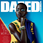 Magazine Creative: Oscar Nom Lupita Nyong'o on the Cover of Dazed & Confused
