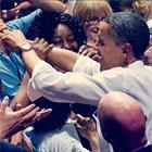Responsive Design Example: President Barack Obama