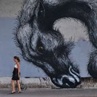 Inspirational Art: Environmental Street Art by ROA