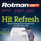 Magazine Creative: Rotman Redesigns for its Big Relaunch