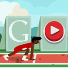 Best in Show: Olympic Google Doodle