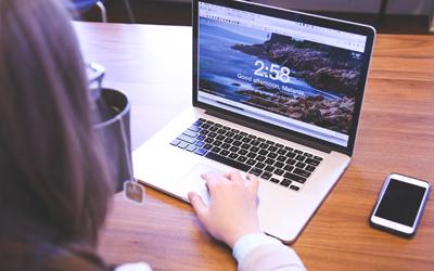 To write a blog