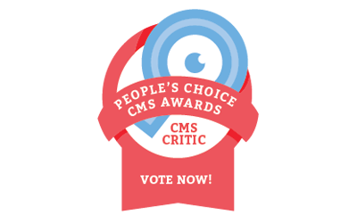 CMS Critic: People's Choice CMS Awards