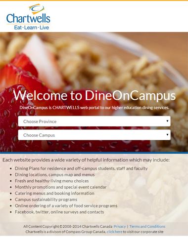 DineOnCampus