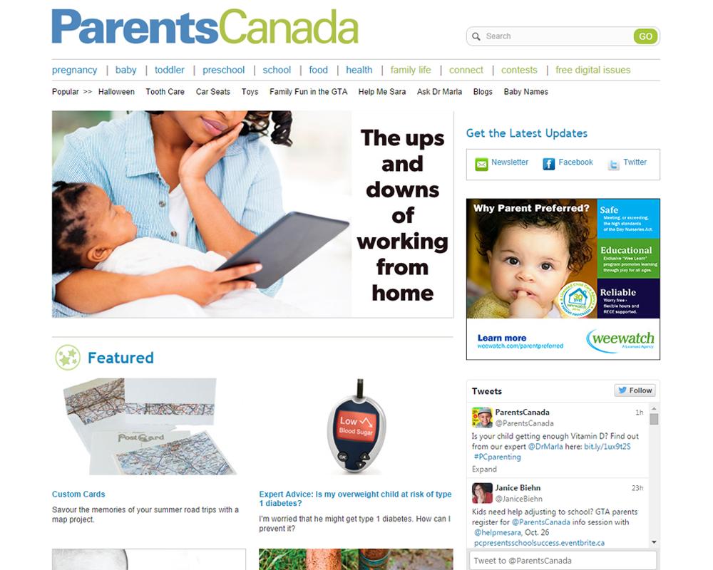 Parents Canada