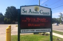 Church raises funds, asks Ottawa to loosen red tape for Syrian refugees