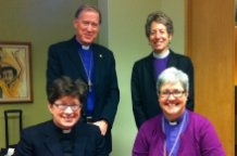 Anglican, Lutheran leaders to meet in Washington