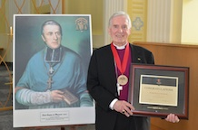 Saint Paul University honours John Baycroft