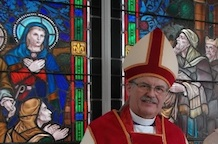 Bishop Tom Corston to retire