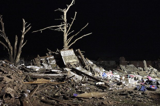 Prayers urged after deadly tornadoes hit Oklahoma