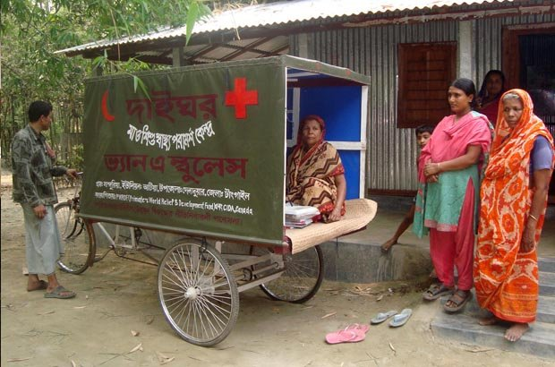 A unique partnership is born in Bangladesh