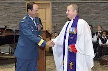 New chaplain general: 'Religious faith matters'