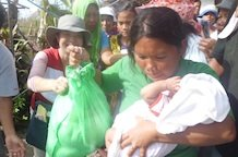 Matching program for typhoon donations extended