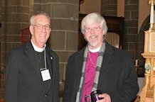 New bishop for diocese of British Columbia