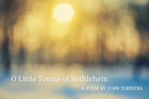 The Little Towns of Bethlehem