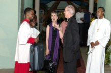 Archbishop of Canterbury awaited in Canada
