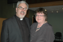 New bishop elected in Fredericton