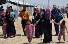 Groups deplore 'crimes against humanity' in Iraq