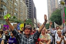 Marching toward change