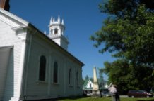Restoring hope for historic Quebec church