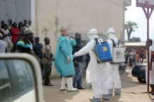 'No option for failure' in fight against Ebola