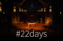22 days of healing and reconciliation