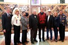 Witness Blanket to bear 'eternal witness' to residential school history