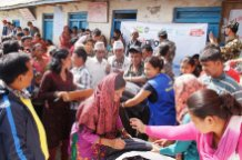 PWRDF partners with Toronto NGO in effort to aid Nepal