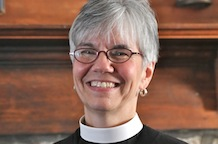 First woman bishop for New West