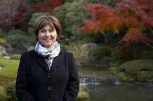 Christy Clark: natural-born politician -— of faith