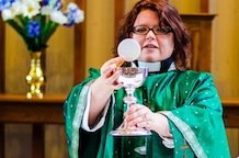 Young women priests face issues of age and gender