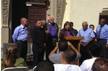 Religious leaders call for prayers for migrant children