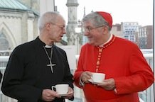 Ecumenism must involve dialogue & social action, says Welby