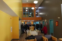 Anglican church transformed into homeless teen shelter