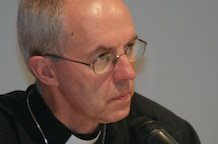 Welby calls for end to Gaza violence