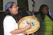 Church remembers missing & murdered native women