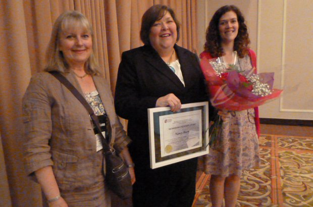 General Synod archivist honoured