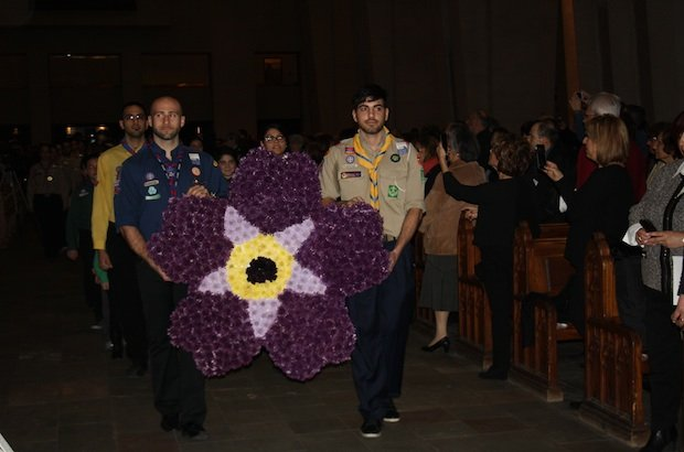 Montreal service marks centennial of Armenian Genocide