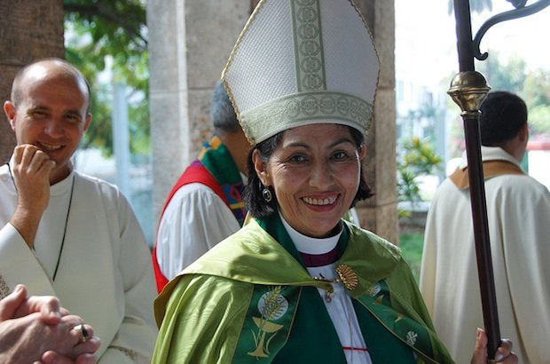 Bishop of Cuba thankful for 'bridges of hope'