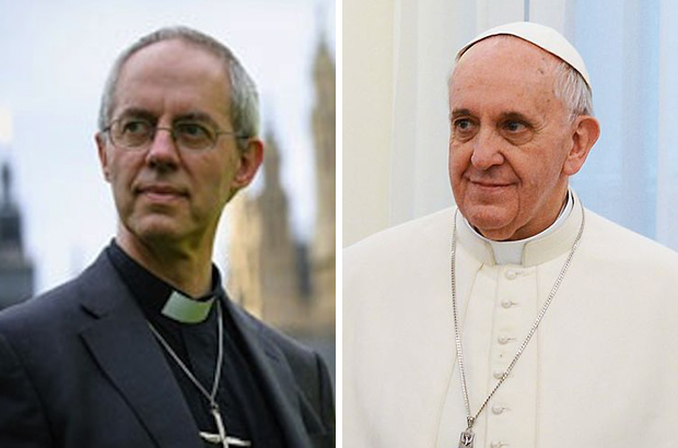 Archbishop and Pope to meet
