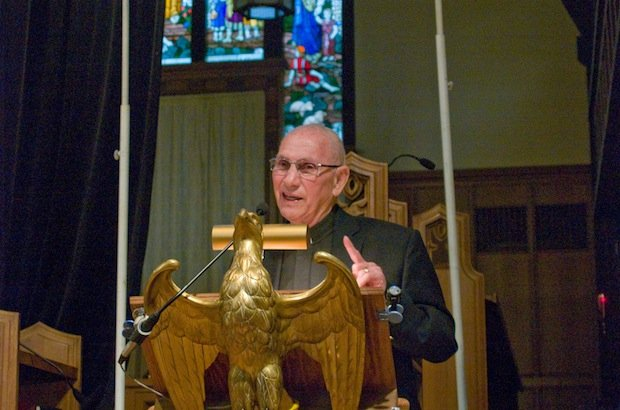 Christian Zionism a 'heresy,' says Anglican priest