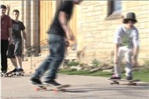 VIDEO<br>Skater Church