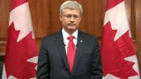 'Canada will never be intimidated,' says Harper after shootings