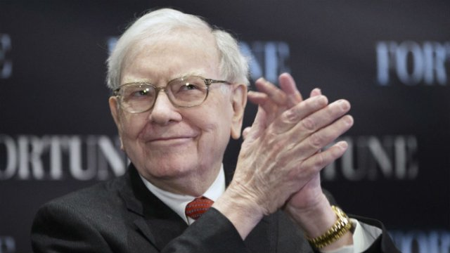 Warren Buffett Photos